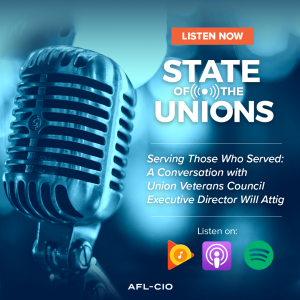 Serving Those Who Served: A Conversation with Union Veterans Council Executive Director Will Attig