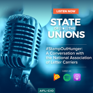 #StampOutHunger: A Conversation with the National Association of Letter Carriers