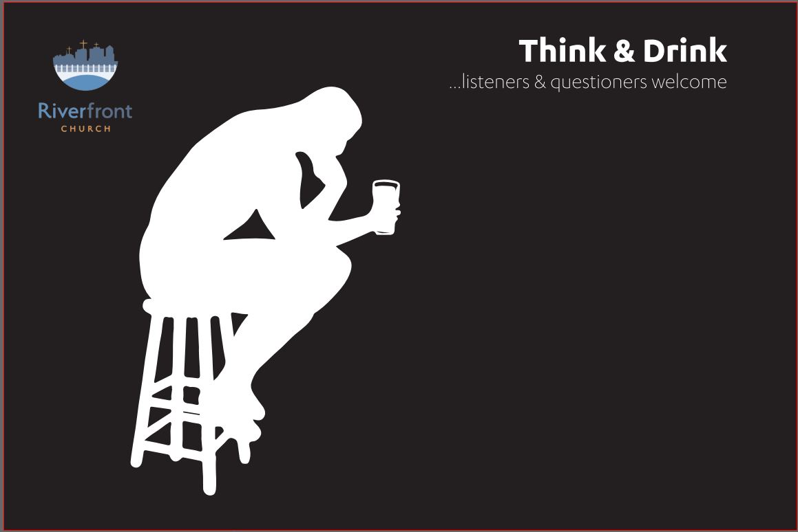 Episode 29 - Think & Drink - the crucifixion