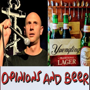 Brian McWilliams Interview - Yuengling Lager