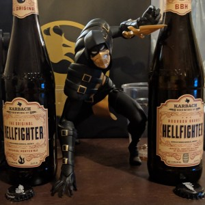 Hellfighter Imperial Porter Ale - Top Fighting Games of All Time