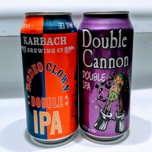 Rodeo Clown Double IPA VS. Double Cannon Double IPA - Animal Movies