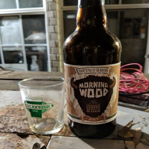 Round Table Discussions - Morning Wood Imperial Stout
