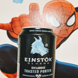 Einstok Toasted Porter - Spiderman Far From Home and New Mutants Trailer React
