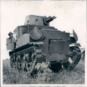 EPISODE #08 - THE GRANDFATHER TO THE M4 SHERMAN, THE T5 MEDIUM PROTOTYPE!