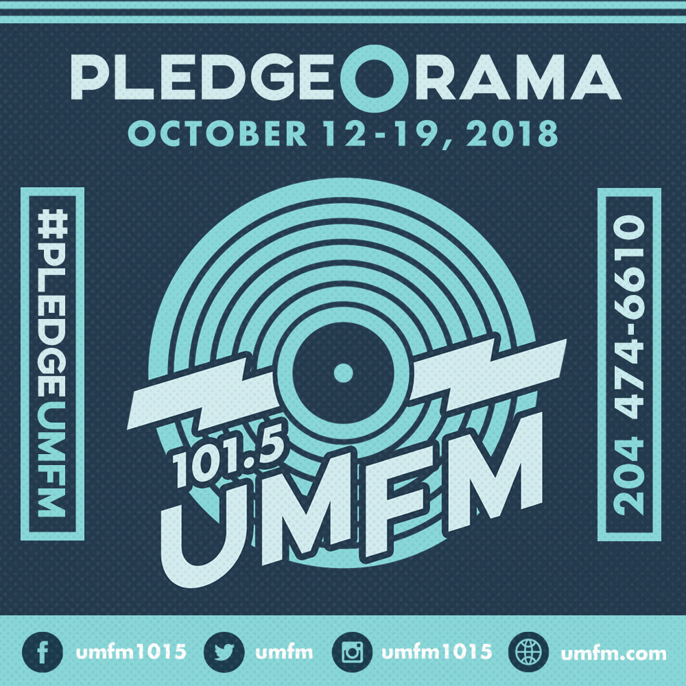 October 19, 2018 - Mudge in the Morning – Pledge-O-Rama 2018 part 3