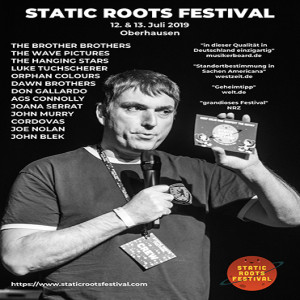 July 7, 2019 - Static Roots Preview - part 2