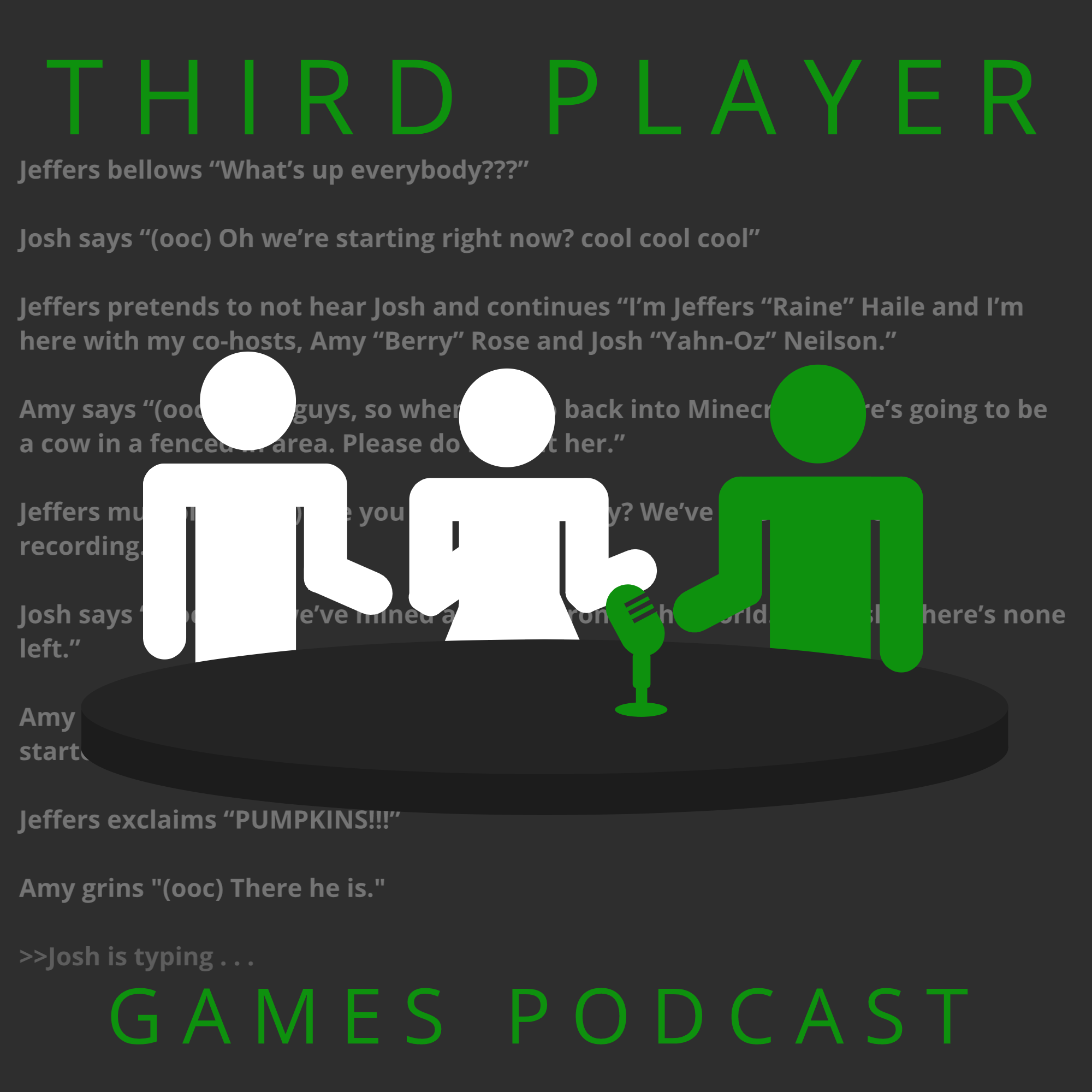 Third Player Games: A Video Game Podcast | Podbay