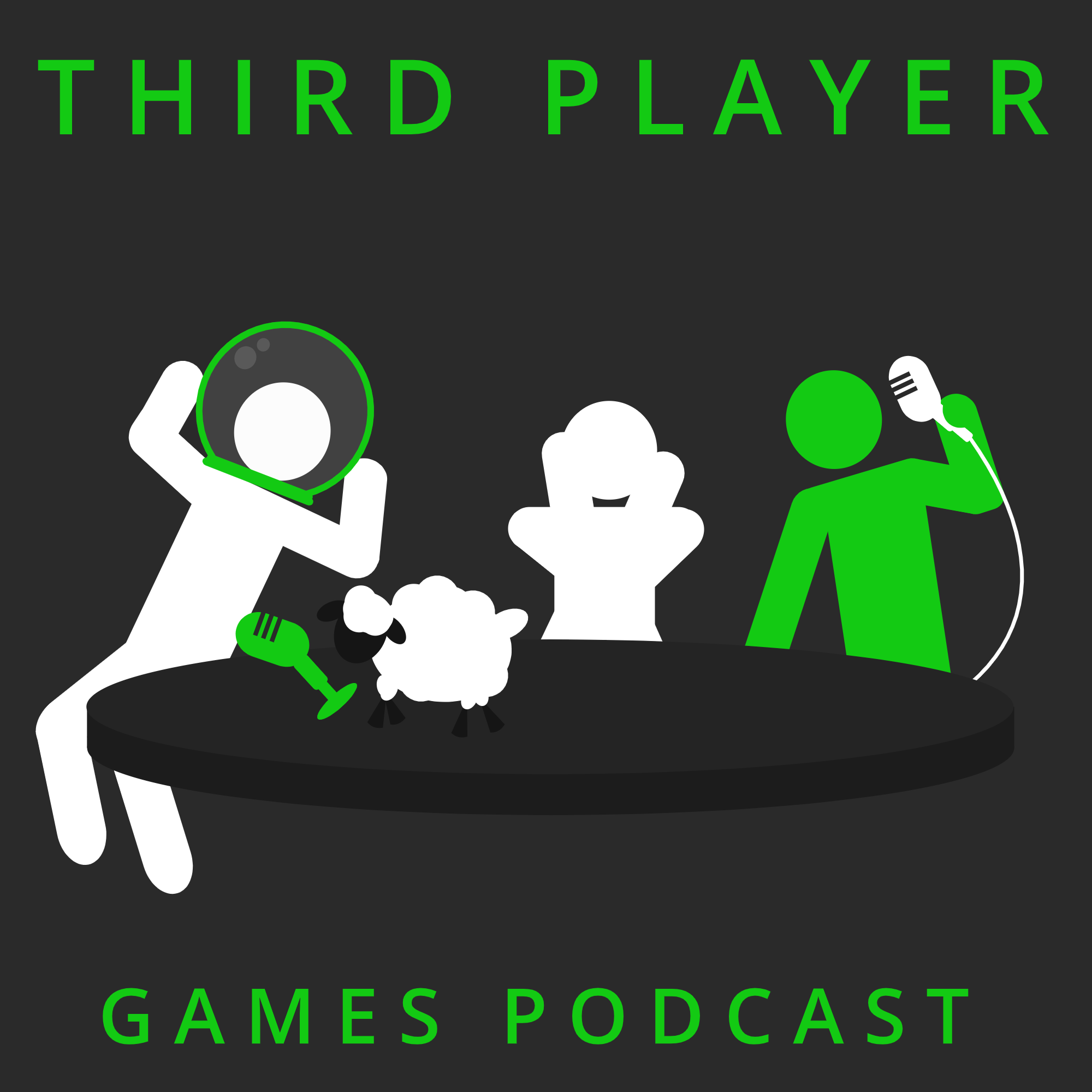 Third Player Games: A Video Game Podcast   Podbay