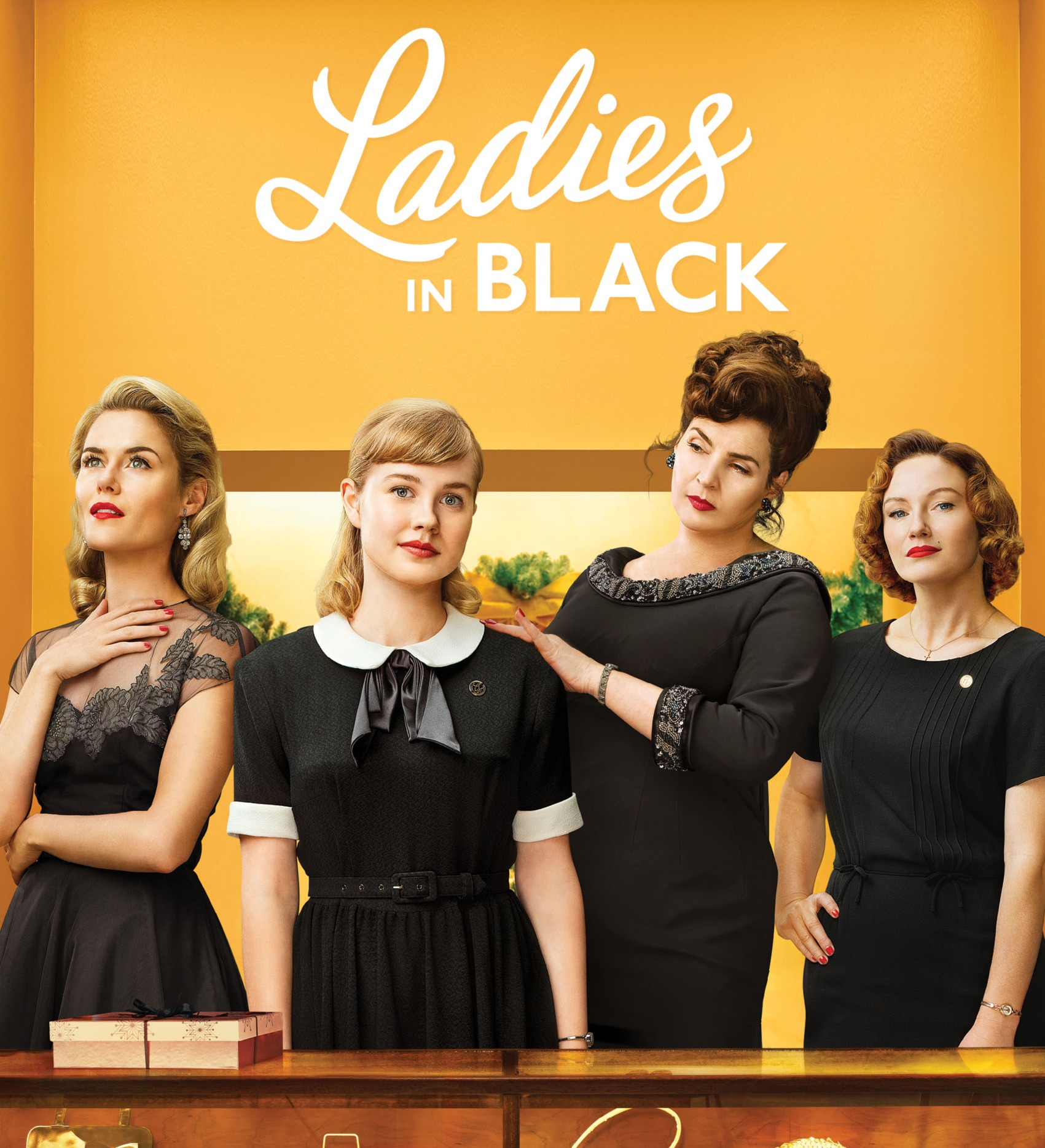 Episode 4 - Ladies In Black Q&A Session