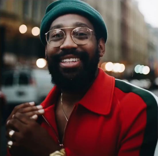 """PJ Morton, and """"All I Want for Christmas is You"""""""