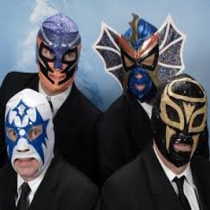 """Los Straitjackets, and The Band's """"Christmas Must Be Tonight"""""""