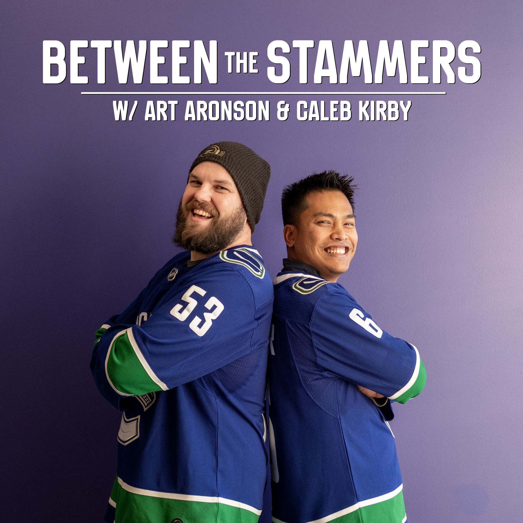 Between The Stammers (Canucks Cast) Ep 25 March 14/19