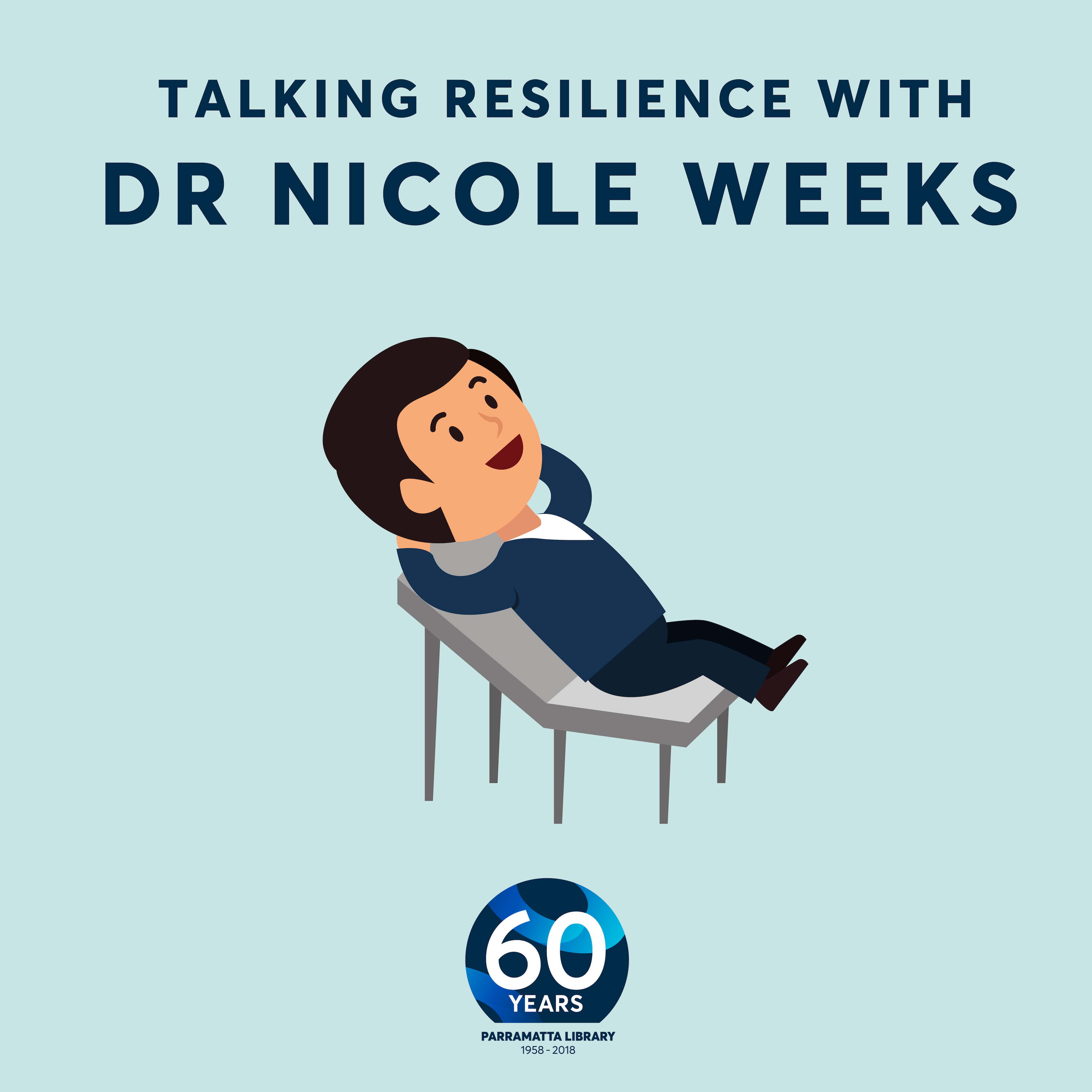 Episode 2 - Resilience with Dr Nicole Weeks