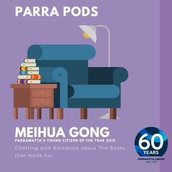 Episode 4 - The Books That Made Me - Meihua Gong