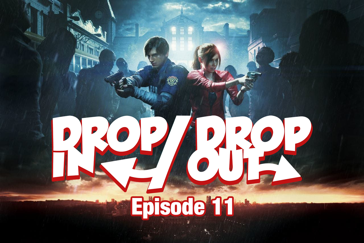 Episode 11 — Returning to Raccoon City and Strangereal