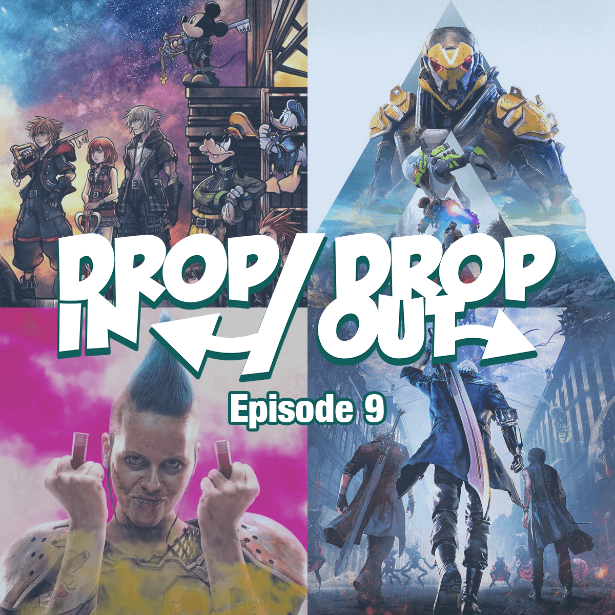Episode 9 — Previewing 2019's Biggest Games
