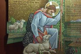 May 12 FOURTH SUNDAY OF EASTER  Acts 13:14, 43-52/Rv 7:9, 14b-17/Jn 10:27-30