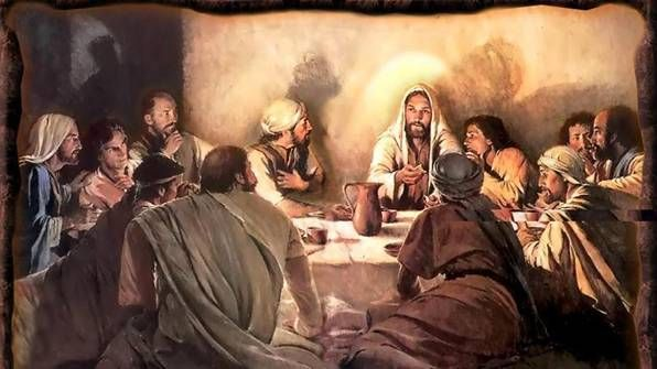 19 May 2019 FIFTH SUNDAY OF EASTER  Acts 14:21-27/Rv 21:1-5a/Jn 13:31-33a, 34-35