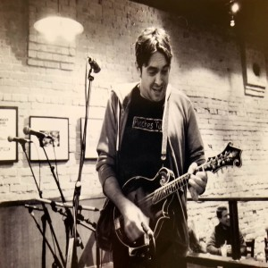 Trail 1033 Archive: Trail Live Session [Jeff Austin Band] - Top Hat Lounge 12-8-2017