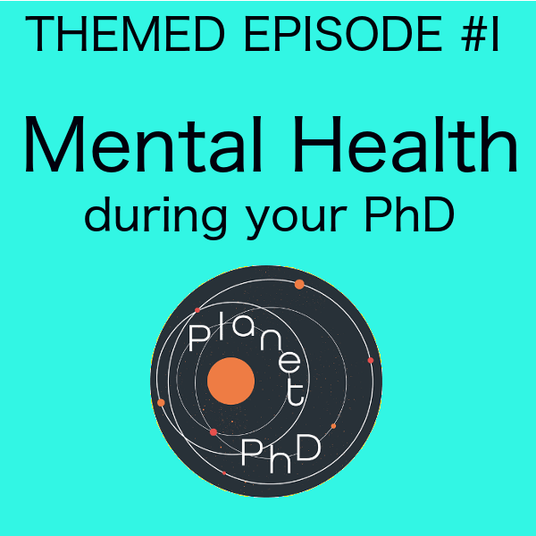 Mental Health during your PhD
