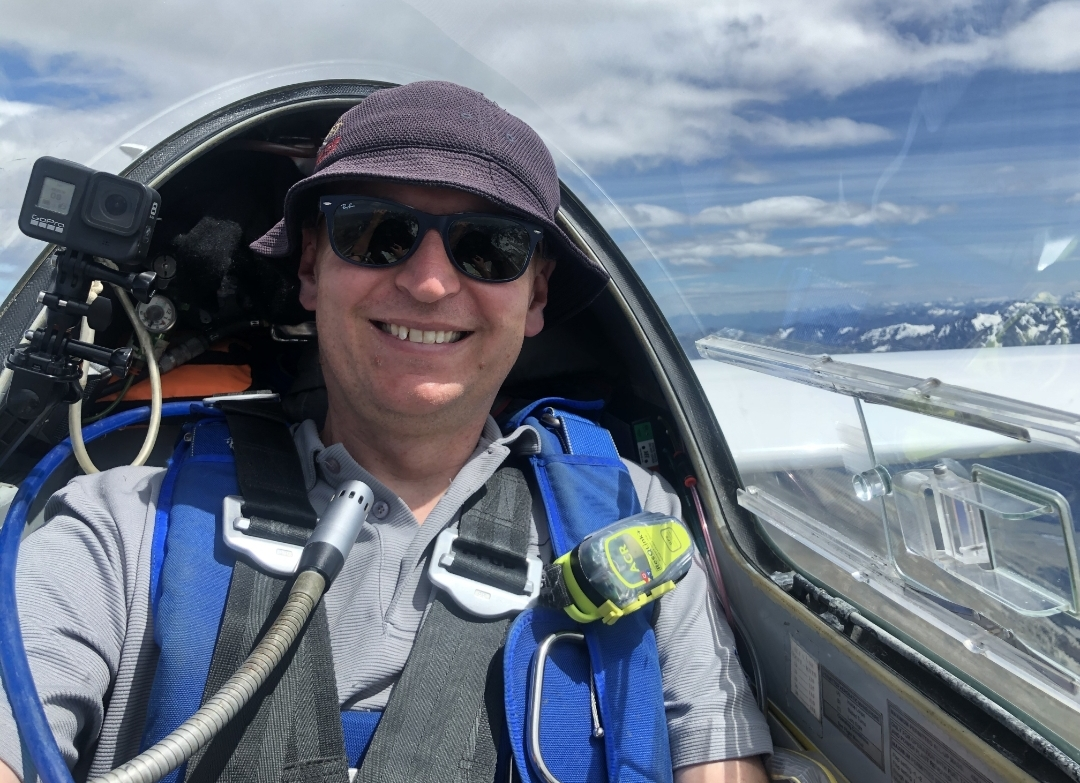 101: Pure Gliding Over New Zealand: Tim Bromhead Interview