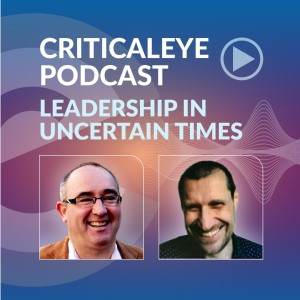 Leadership in Uncertain Times - Episode 3