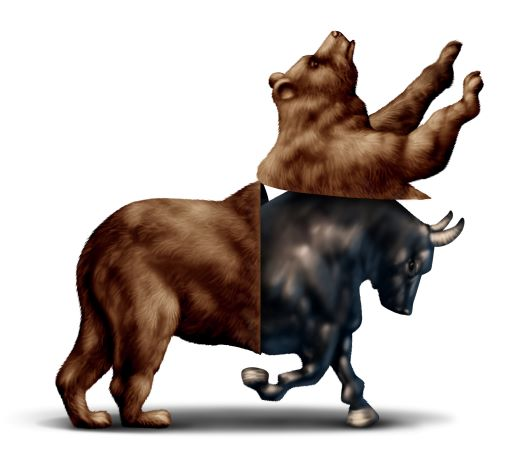 Why Is the Stock Market Not Down More?