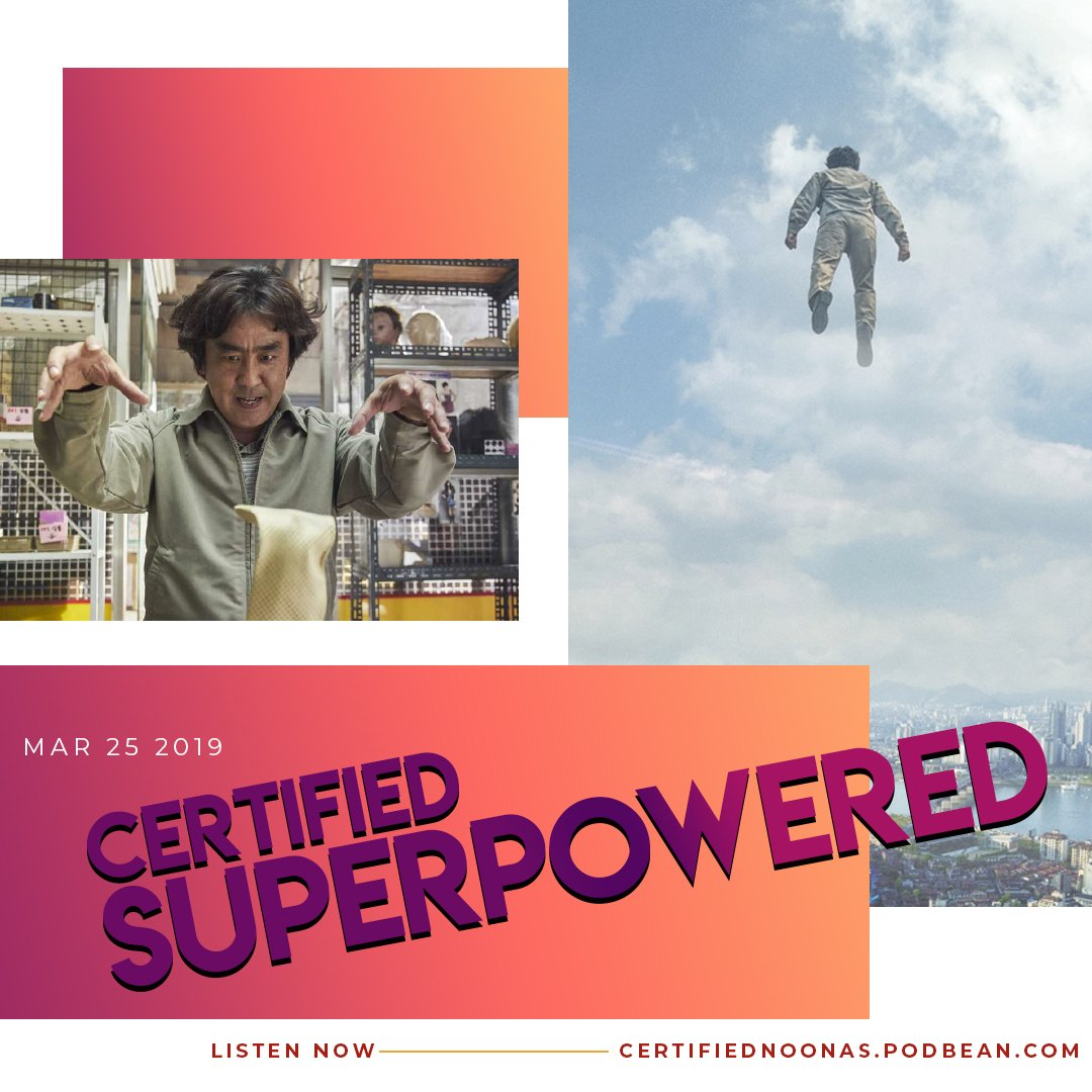 Certified Superpowered