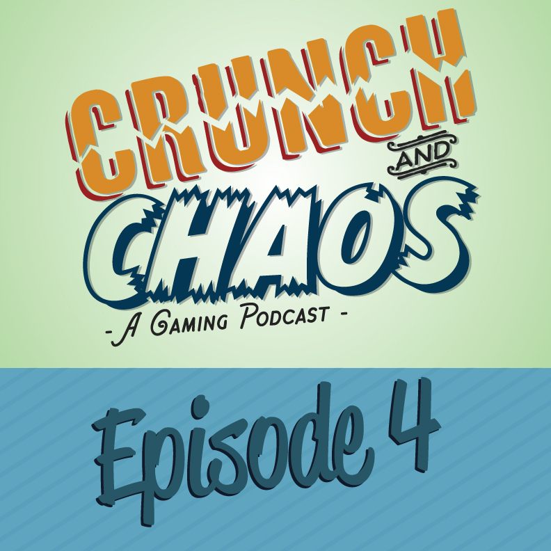 Crunch & Chaos - Get off your high horses