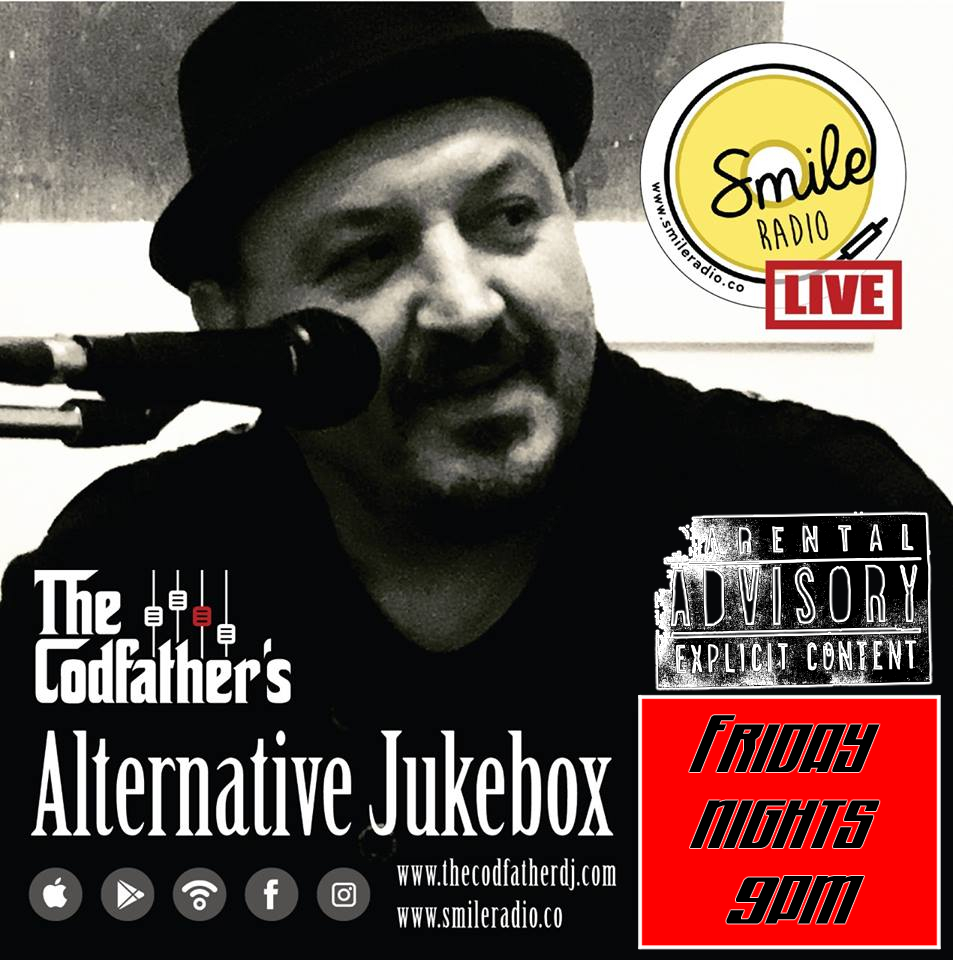 The Codfathers Alternative Late Night Jukebox - 07.06.2019