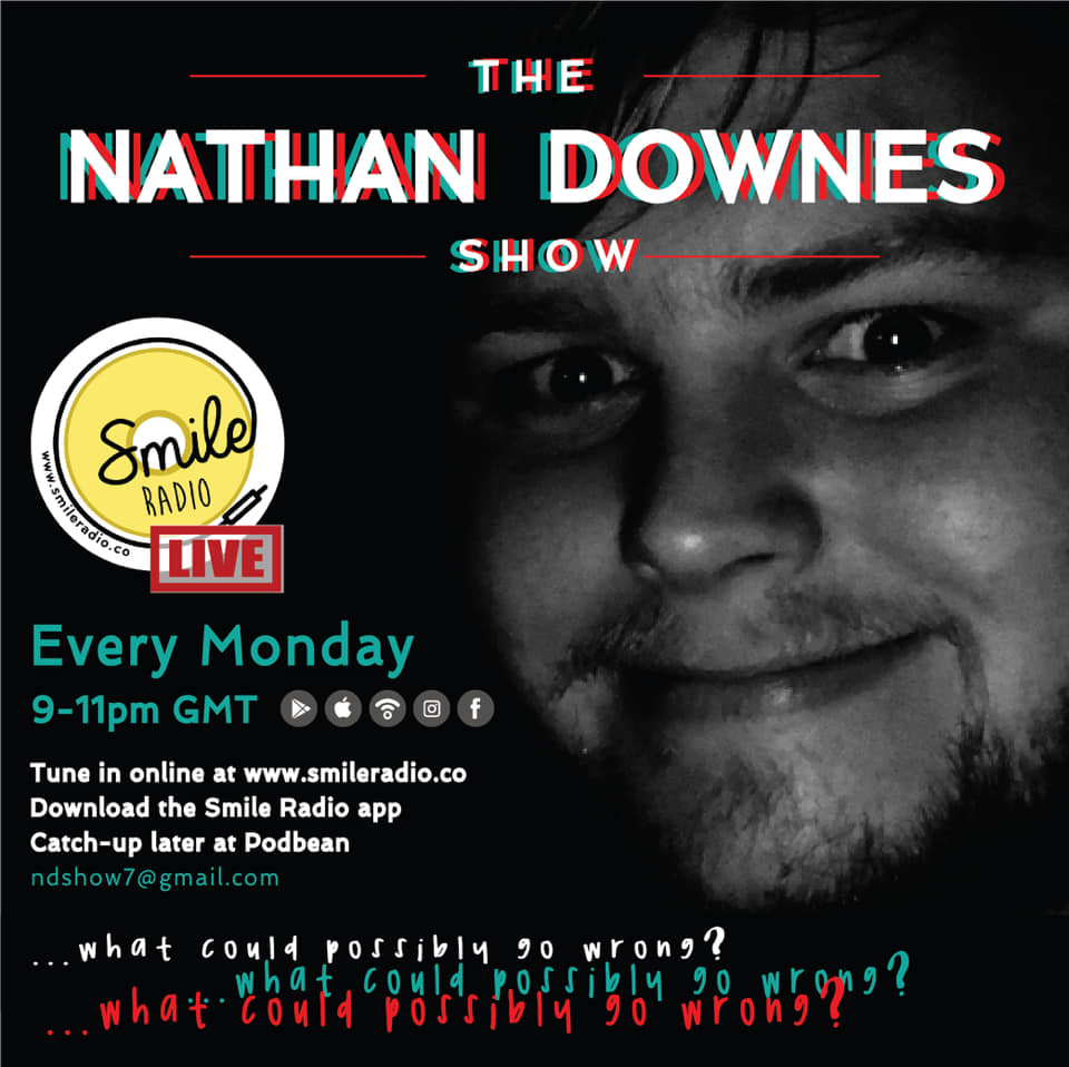 The Nathan Downes Show - 17.06.2019