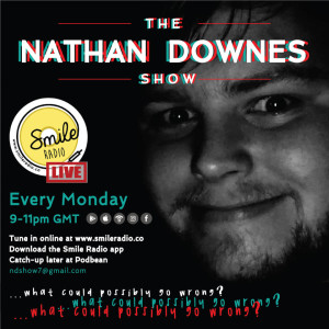 The Nathan Downes Show Special with Special Guest Danno Sheehan