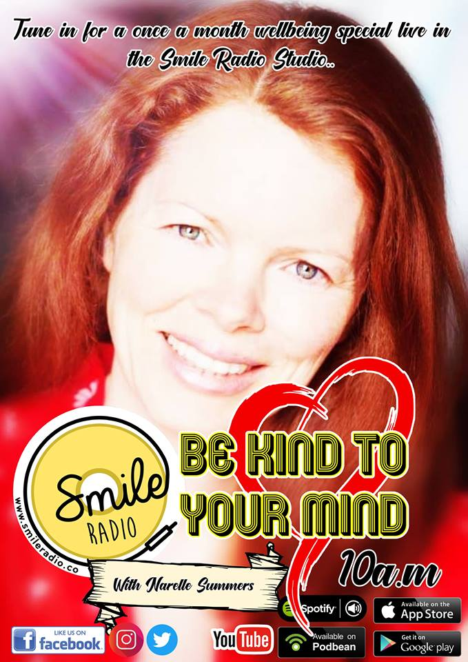 Be Kind to Your Mind #3 with Narelle Summers