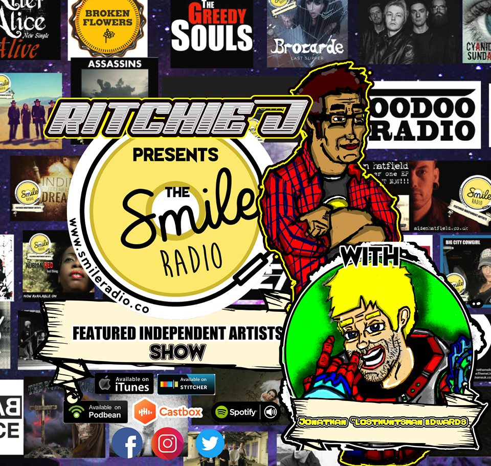 The Featured Artists Show on Smile Radio #6