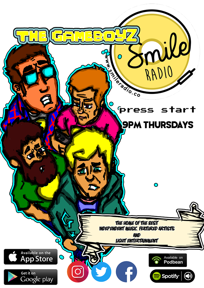 The GameboyZ of Smile Radio - 30.05.2019