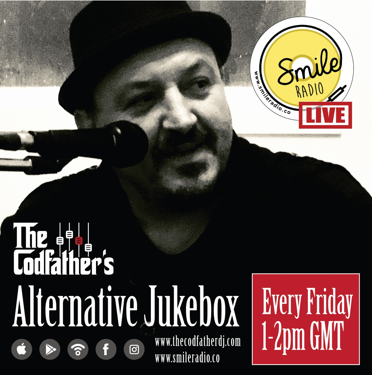 The Codfathers Late Night Alternative Jukebox - 24.05.2019