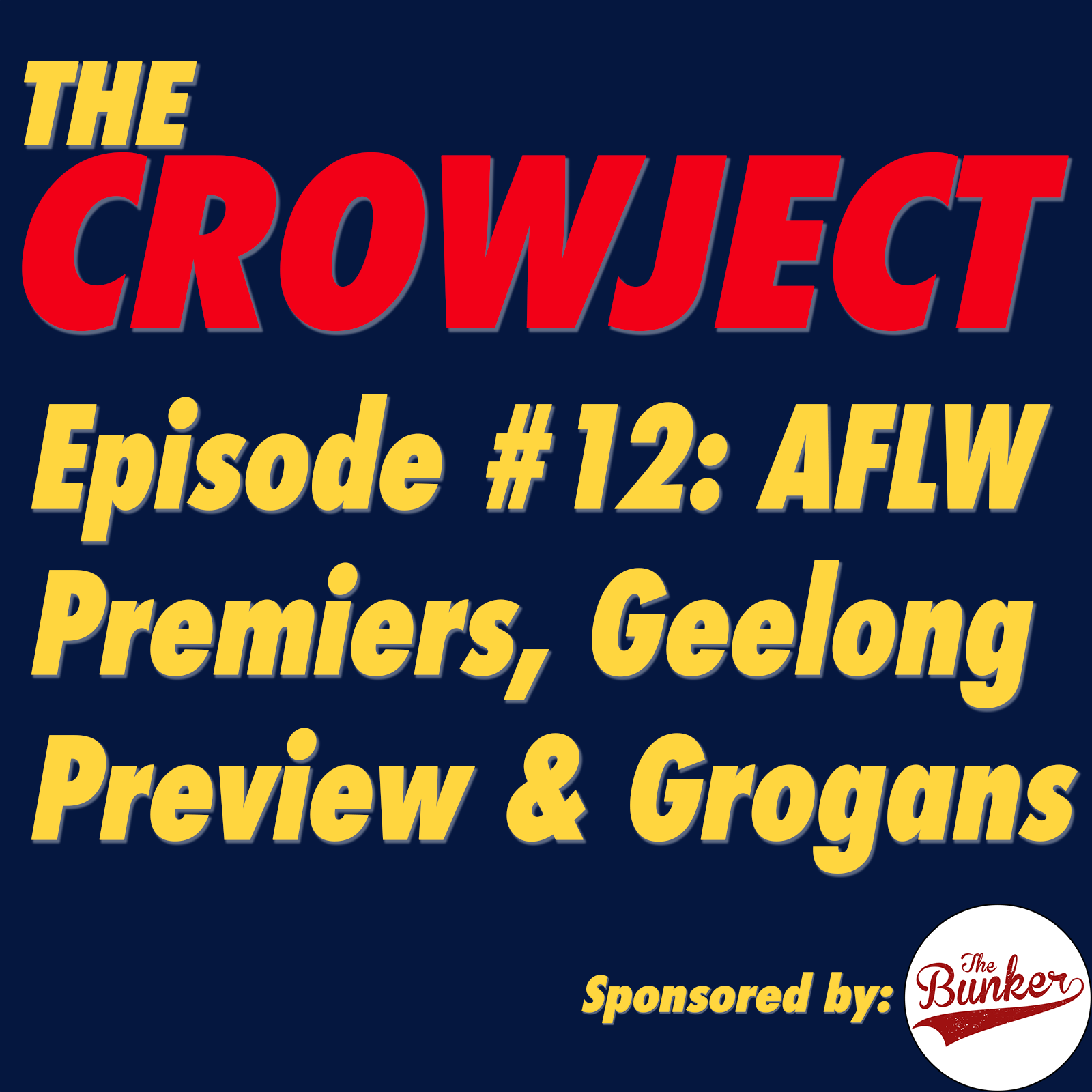 AFLW Premiers, Geelong Preview & Grogans