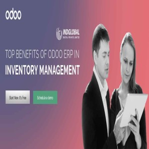 Indglobal Digital Private Limited Podcast - Odoo 12: The Mature