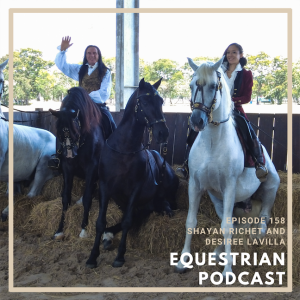 [EP 158] Bold Steps with Shayan Richet and Desiree Lavilla
