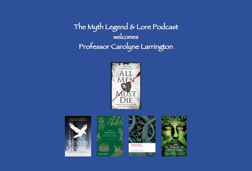 All Men Must Die, Power and Passion in Game Of Thrones with Professor Carolyne Larrington
