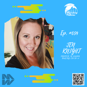 #059: Trapped In Wuhan During COVID-19 | Jen Knight