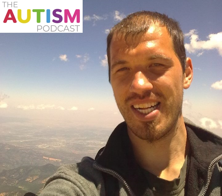 Season 2, Episode 1: Interview with Joseph Redford (on the topic of autistic advocacy and campaigning)