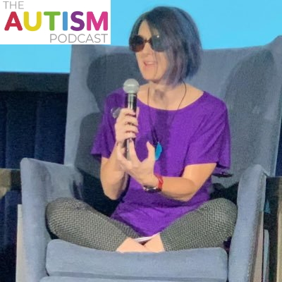 The Autism Podcast - Interview with Christa Holmans (aka Neurodivergent Rebel) on the topic of neurodiversity