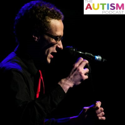 The Autism Podcast - Interview with Callum Brazzo (on the topics of poetry and performance, autistic advocacy, mental health and more)