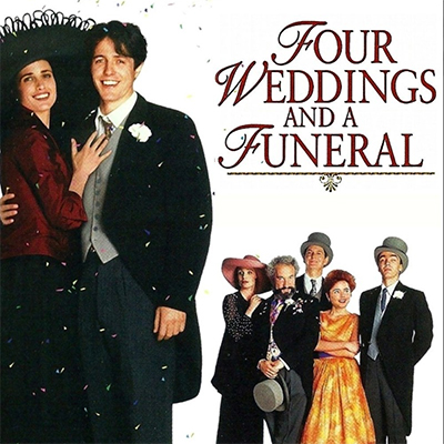 Four Weddings and a Funeral (#23)