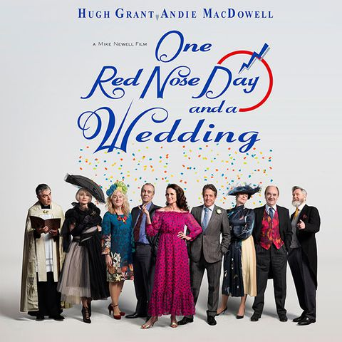Mini-Episode - One Red Nose Day and a Wedding