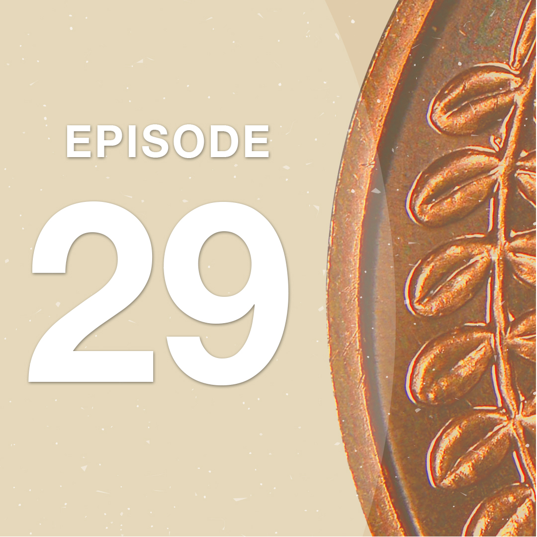 Episode 29 - The Cookies and Cream mystery and other economic conundrums
