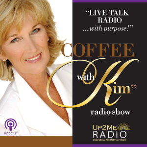 COFFEE with Kim with Host Kim Crabill and Special Guest Sharon Hill