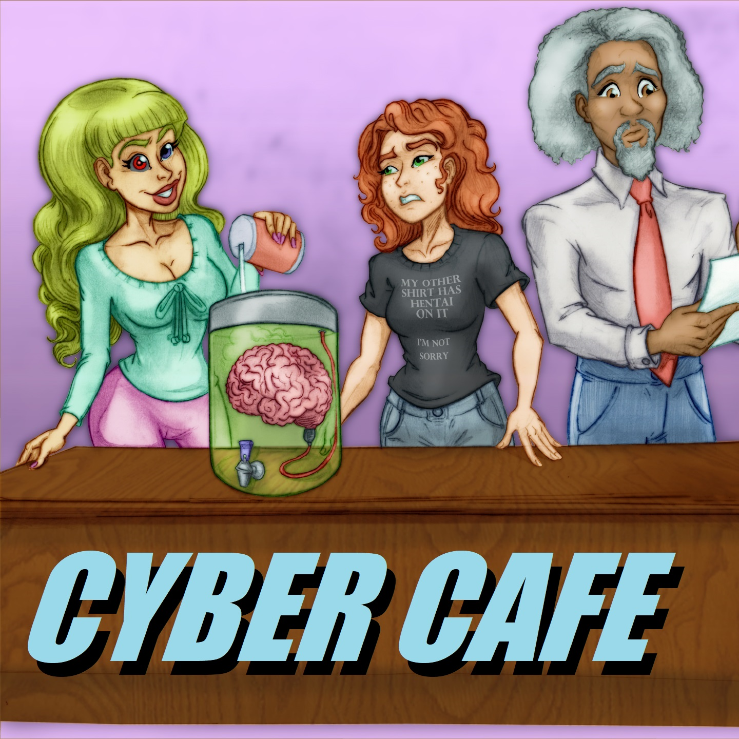Cyber Cafe - Episode 4: Mothers